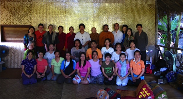 Roshi Joan's course 2011