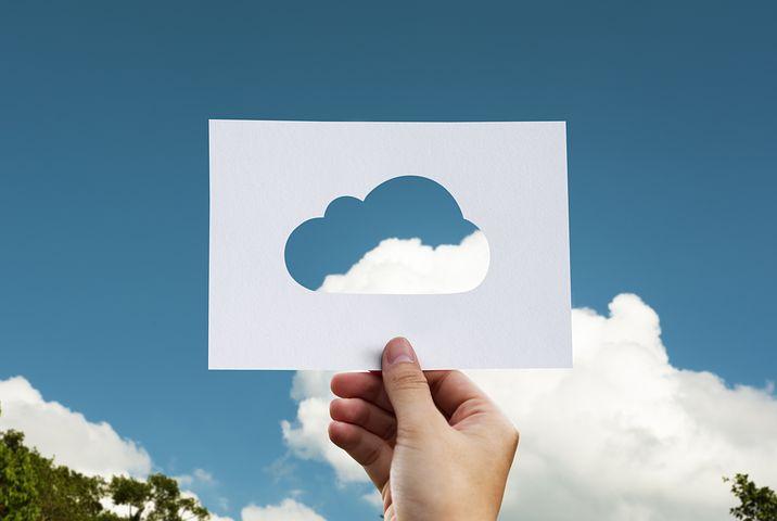 cloud outline